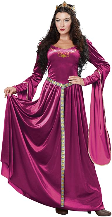 Lady Guinevere Pink Dress