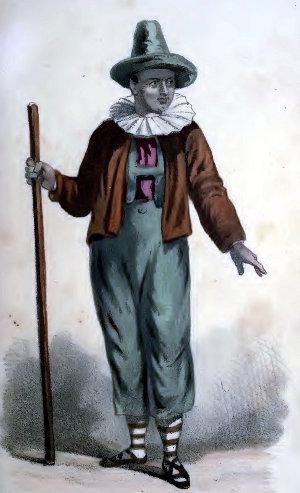A Peasant Man of the Geilthal