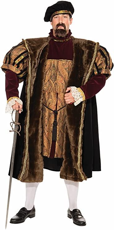 Deluxe King Henry VIII Costume