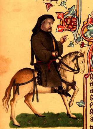 Chaucer - Ellesmere Ms